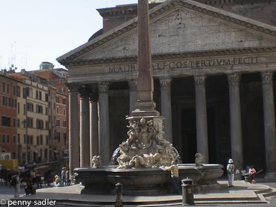 The pantheon ©PennySadler 2010-2014
