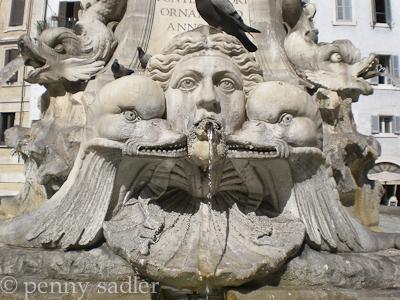 The Pantheon, Rome ©PennySadler 201-2014