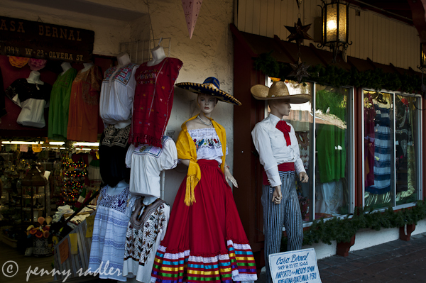 traditional wardrobe, Mexico, los angeles