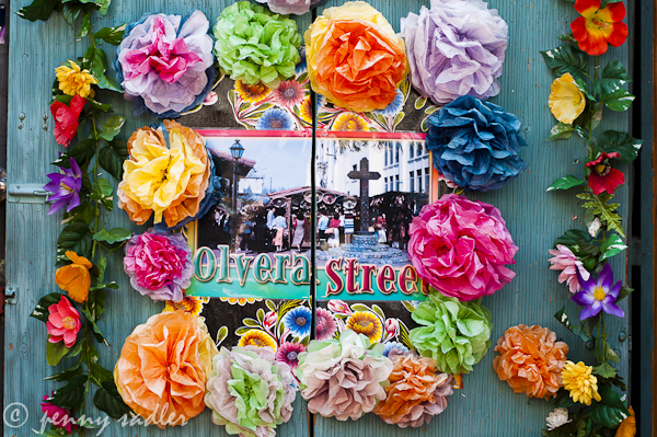 The Color and Culture of Olvera Street