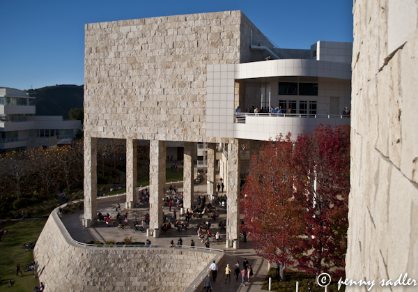 Why I Love the Getty @PennySadler