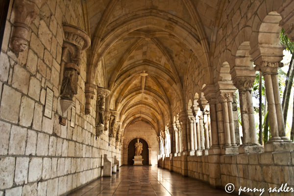 Ancient Spanish Monastery @PennySadler 2013