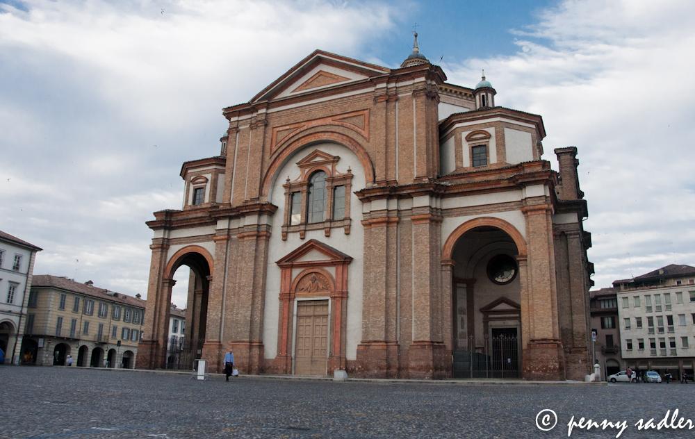 Duomo, Voghera, Italy @PennySadler 2013