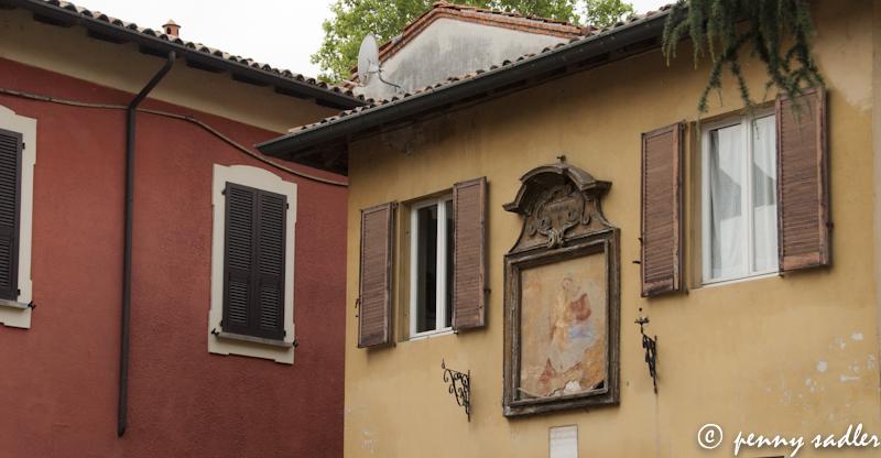 Colors of Italy, terra cotta. @PennySadler 2013