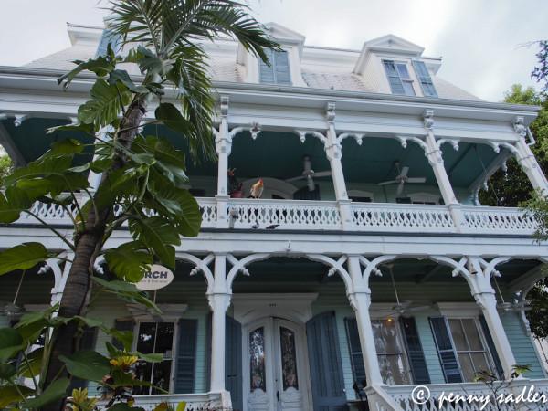 The Porch Key West, Florida, @PennySadler 2013