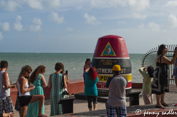 Key West the southern most point. &#64:pennySadler 2013