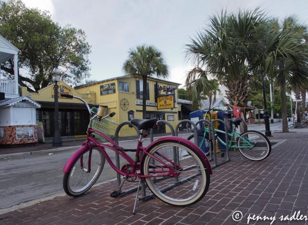 Bicylce Key West @PennySadler 2013