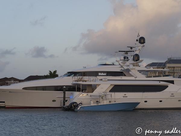 key west marina, Usher's yacht. @PennySadler 2013