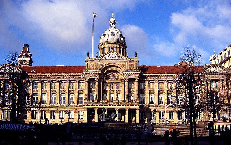 A wonderful trip to Birmingham, wiki creative commons