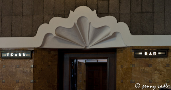 art deco details union station los angeles