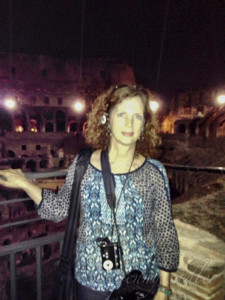 Walks of Italy VIP Night Tour of the Colosseum. @PennySadler 2013
