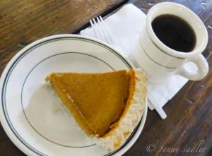 pumpkin pie @PennySadler 2013