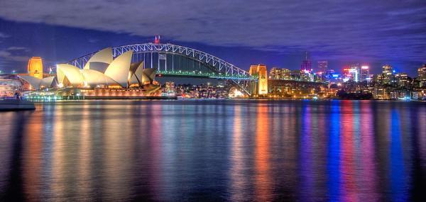 Syndey Harbour, Australia