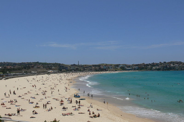 Bondi Beach, Sydney, Australia be sure to pack your bathing suit