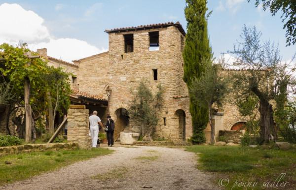 Castrum Sagliani, Cesena, Italy. @PennySadler 2013-2014