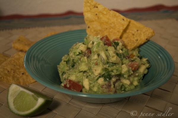recipe for guacamole @PennySadler 2014