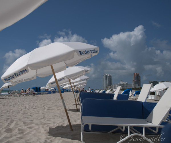 South Beach, Miami, Florida @PennySadler 2012-14