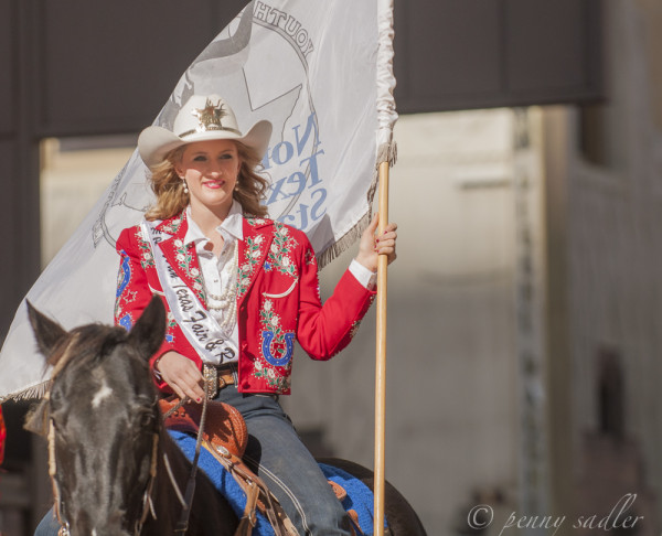 ft.worth stock show parade, @PennySadler 2014