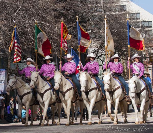 FT.Worth Stock Show parade @PennySadler 2014
