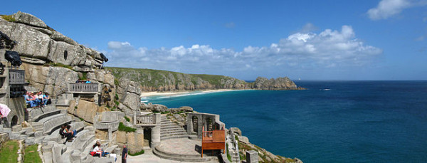 Minack Theater, Porthcurno, South Cornwall