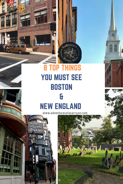 8 Top Things You Must Do in Boston, Massachusetts & New England