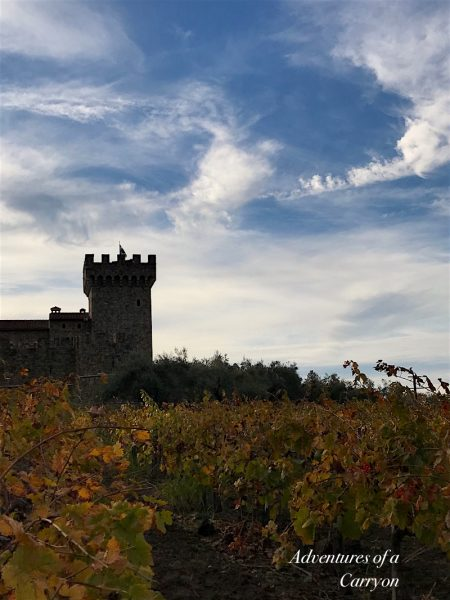 An Italian Castle in Napa Valley Castello di amorous