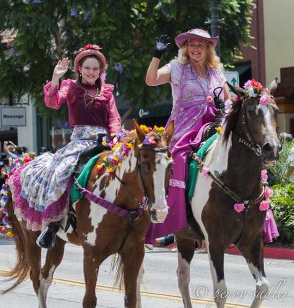 Fiesta Historical Parade @PennySadler 2014