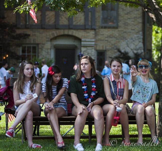 Enjoy a neighborhood 4th of July