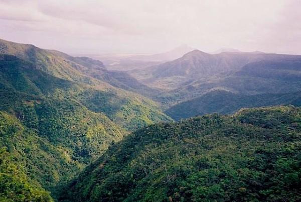 Black river Gorges, Mauritius