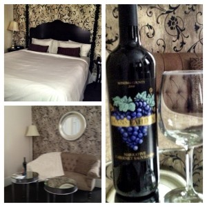 Wine and Wellness at the Mount View Hotel and spa @PennySadler 2014