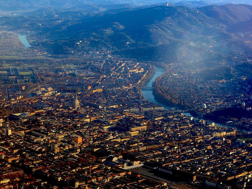 A Chocolate Love Affair Turin, Italy