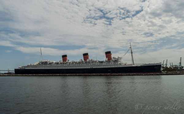 Queen Mary, Long Beach, CA @PennySadler 2014