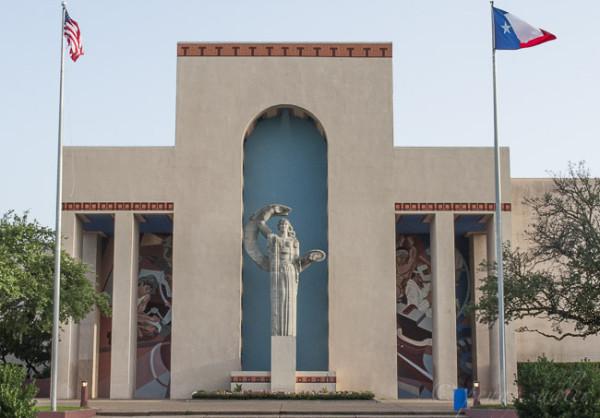 Art Deco Treasure The Esplanade at Fair Park