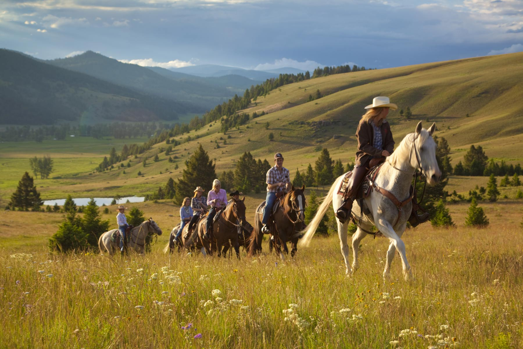 Luxury Adventure In Big Sky Country The Ranch At Rock Creek