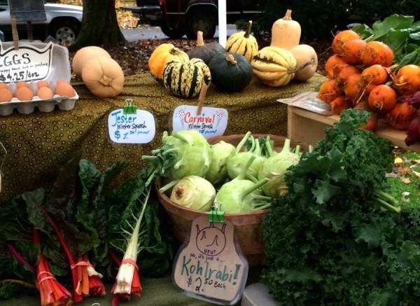 Autumn Market @PennySadler 2014