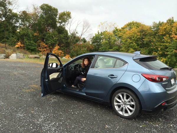 Mazda and me Duchess County