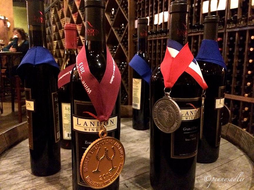 Discovering Texas Wineries Landon Vineyards, McKinney, Texas