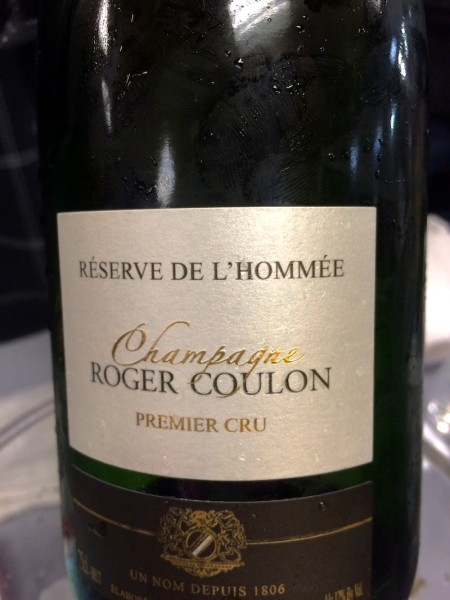Champagne Roger Coulon premier cru