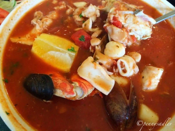Cioppino from Why is Phil's Fish Market so Popular @PennySadler