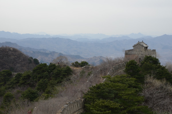The Great Wall of China Where would  You go Creating a Travel Bucket List
