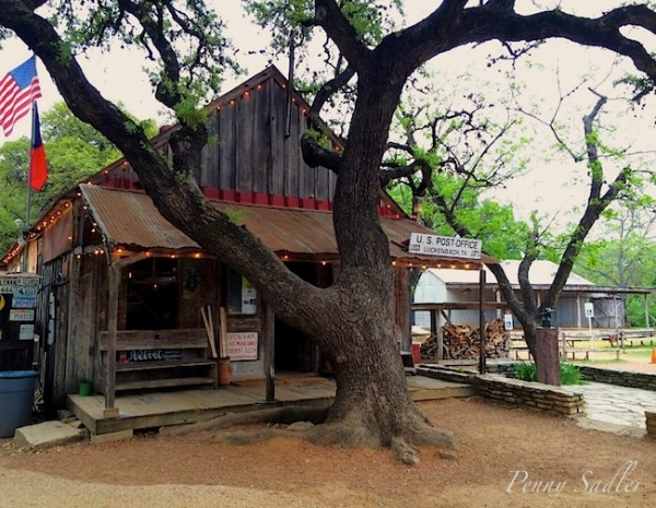 Luckenbach, 17 reasons to go Texas Hill Country @PennySadler 2015