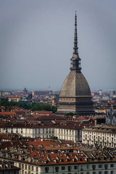 5 Unusual and Eye-Catching Buildings in Turin, Italy
