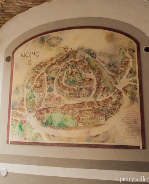 A beautiful wine tasting and tour francone winery Neive, Italy