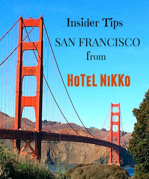 Insider Tips from Hospitality pros San Francisco