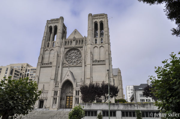 Insider Tips, Grace Cathedral, San Francisco