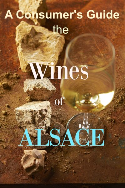 A consumers guide to the wines of Alsace