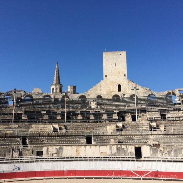 Arles, Provence @PennySadler 2016