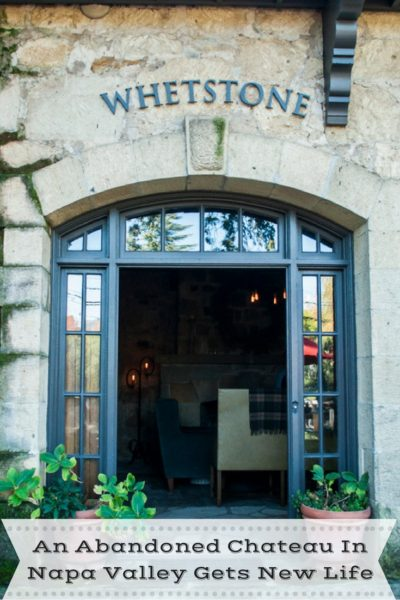 Whetstone Wine Cellars front door
