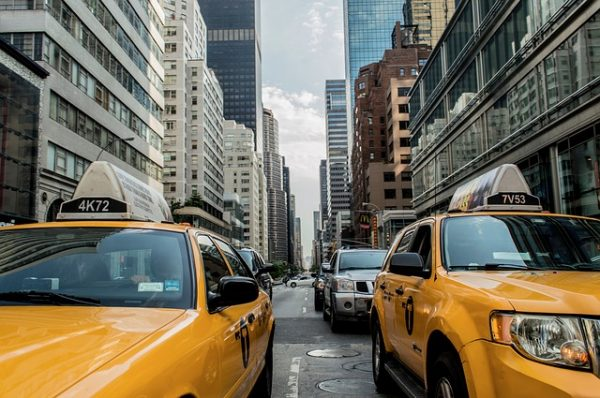 travel stress and anxiety, New York city traffic
