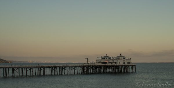 How to enjoy Malibu pier, California